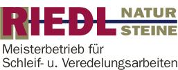 Logo Riedl natursteine