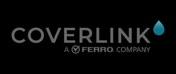 Coverlink logo schwarz